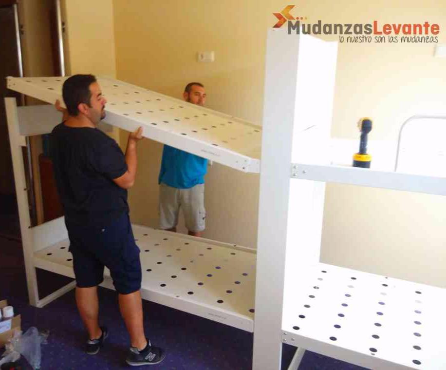 Montador de muebles en valencia
