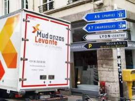 Mudanzas Francia demenagements au Espagne france Moving International Removals to France