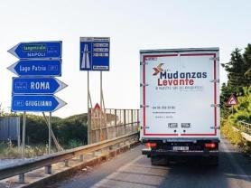 Mudanzas Italia traslochi Internationale Espagna Italia Moving International Removals to Italy