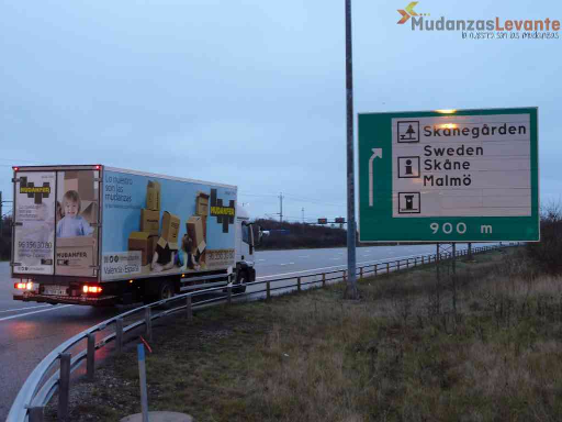 Mudanzas Suecia flytt International Sverige Moving International Removals to Sweden
