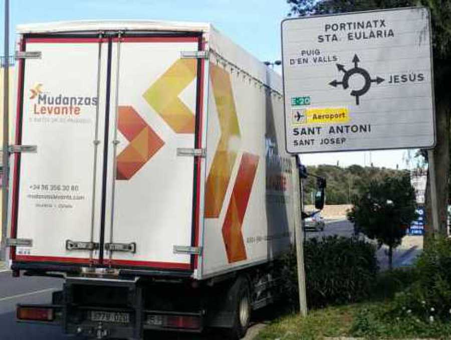 Mudanzas Ibiza Removals Baleares International Moving