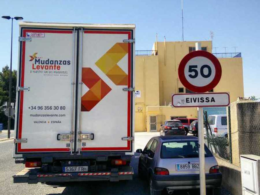 Mudanzas Nacionales ibiza Moving to ibiza Removals International Movers Baleares