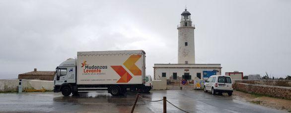 Mudanzas Ibiza Formentera Removals Baleares International Moving