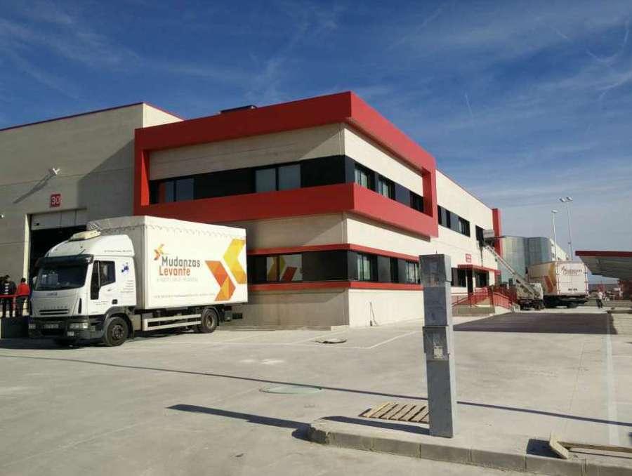 Mudanza Oficina Valencia Traslado empresa