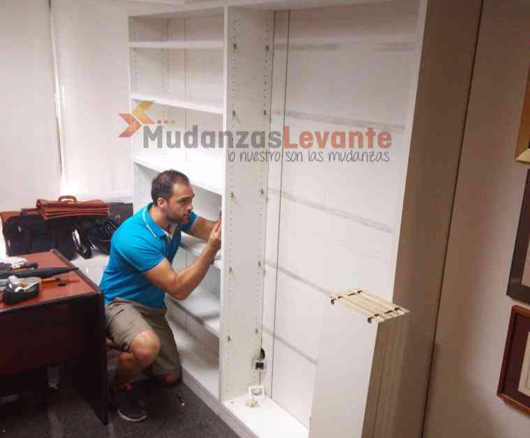 Montador de muebles de oficina en valencia