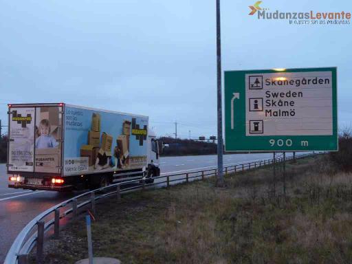 Mudanzas Suecia flytt International Sverige Moving International Removals to Sweden