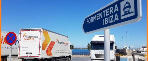 Mudanzas Ibiza Formentera Removals Baleares International Moving