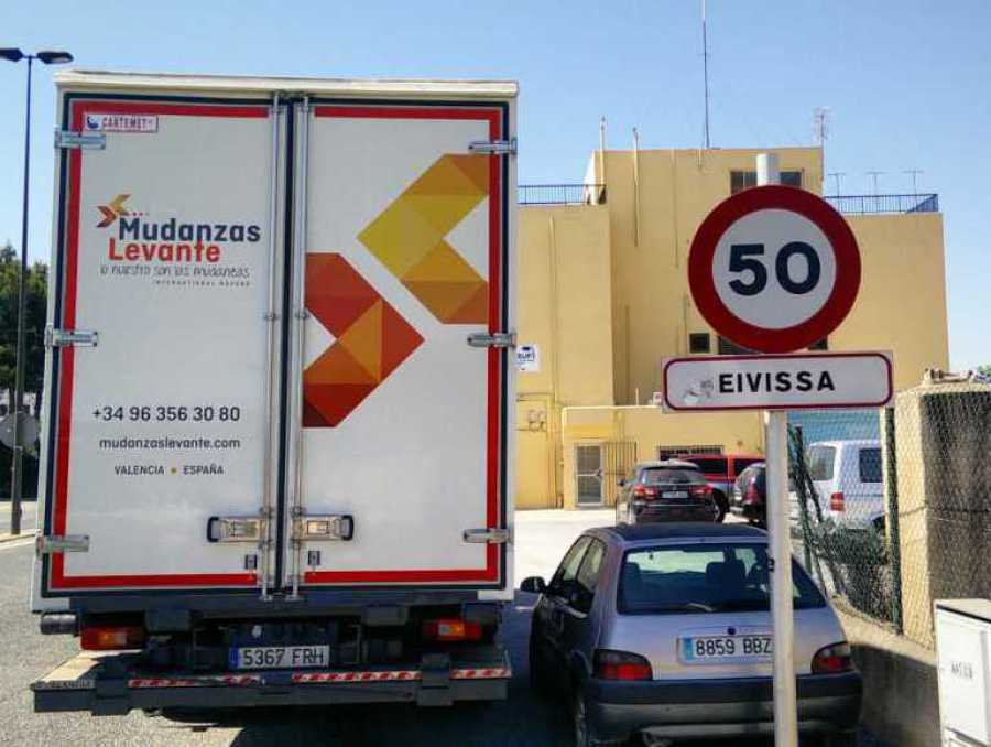 Mudanzas Ibiza Removals Baleares International Moving