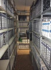 custodia y guarda de archivos y documentación guardamuebles y mudanzas en valencia