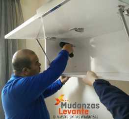 Montaje de muebles mudanzas a portugal