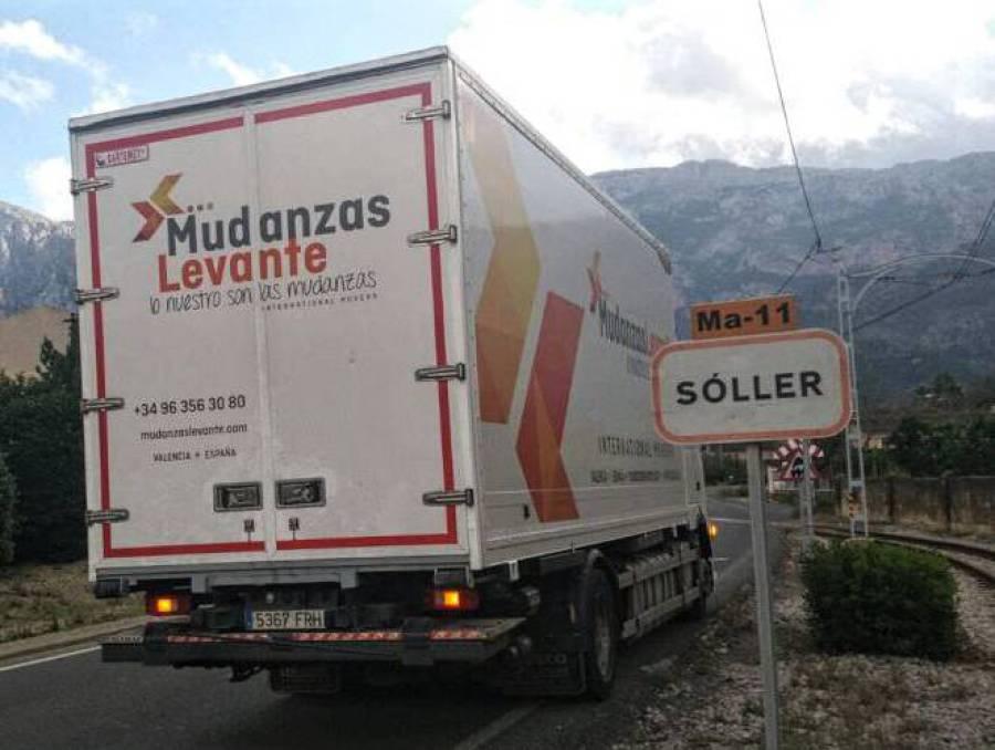 Mudanzas a Palma Mallorca Port Soller